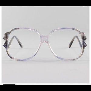 70's Vintage Oversized Eyeglass Frames !